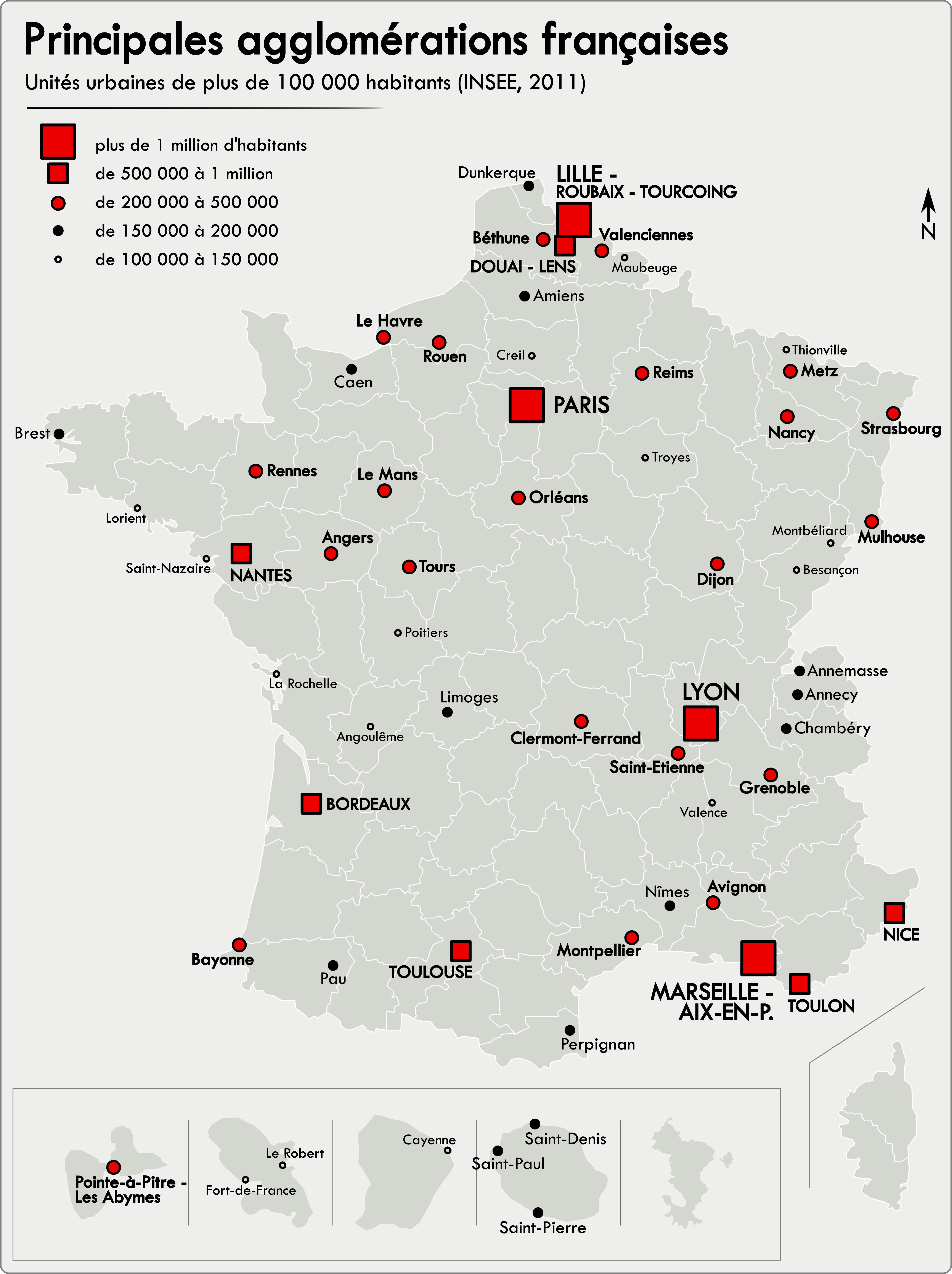 Classement Des Villes Les Moins Sur De France