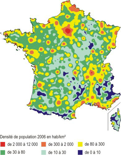 densite population