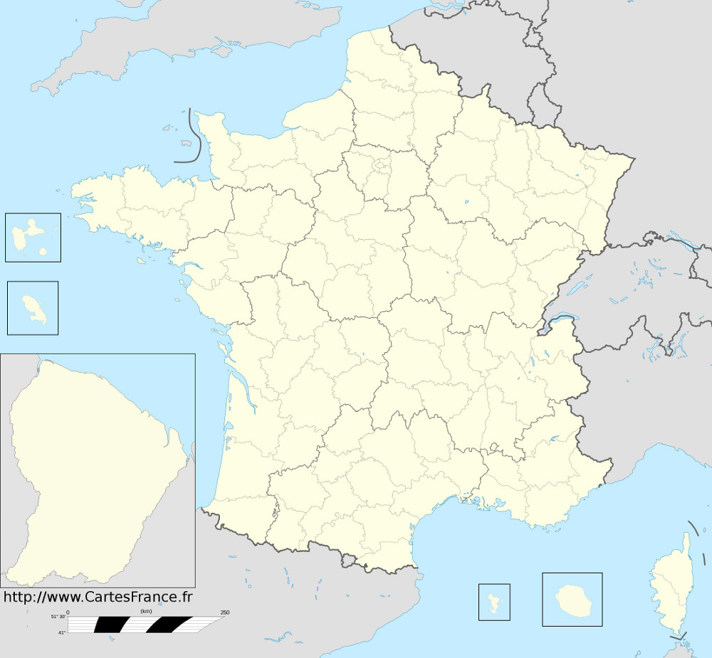 fond carte departement